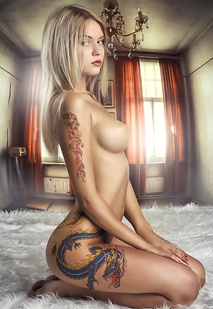 Inked Young Porn Pictures